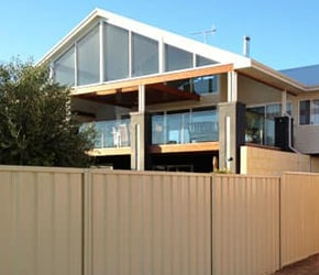 colorbond fencing prices Perth